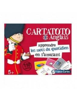 Cartatoto Anglais 1 jeu