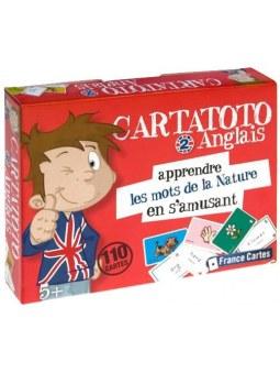 Cartatoto Anglais 2 jeu