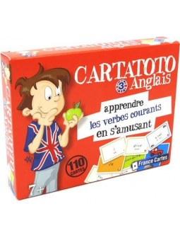 Cartatoto Anglais 3 jeu