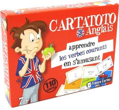 Cartatoto Anglais 3