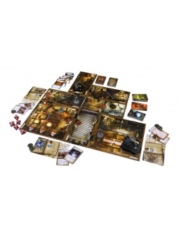 Mansions Of Madness 2nd Edition plateau