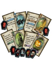 Storyline: Scary Tales cartes