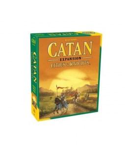 Catan Extension: Cities & Knights jeu
