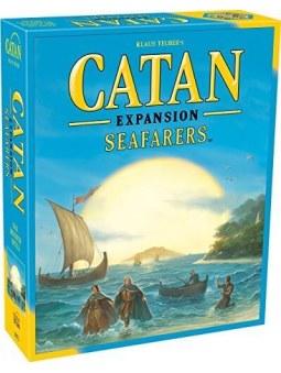Catan Extension: Seafarers jeu