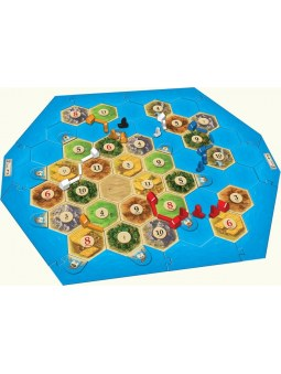 Catan Extension: Seafarers plateau