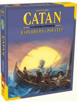 Catan Extension: Seafarers 5-6 Player jeu