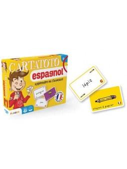 Cartatoto Espagnol jeu