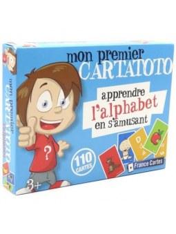 Cartatoto L'alphabet jeu