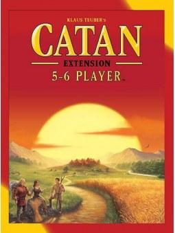 Catan Extension: 5-6 Player jeu
