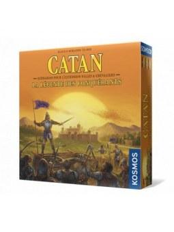 Catan Legende Du Conquerant jeu
