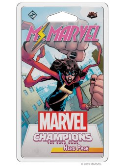 Marvel Champions LCG: Ms. Marvel Hero Pack jeu