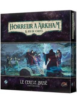 Horreur a Arkham le jeu de carte extension Le Cercle Brise jeu