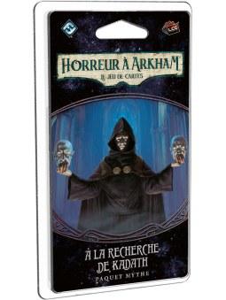 Horreur à Arkham le jeu de carte: À la Recherche de Kadath jeu