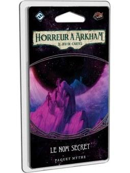 Horreur a Arkham le jeu de carte Extension Le Nom Secret jeu
