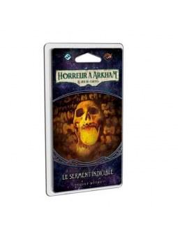 Horreur a Arkham le jeu de carte: Le Serment Indicible jeu