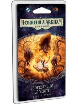 Horreur a Arkham le jeu de cartes: Le Spectre de la Verite jeu