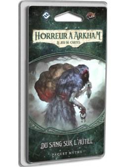 Horreur a Arkham le jeu de cartes: Du Sang Sur L'autel jeu