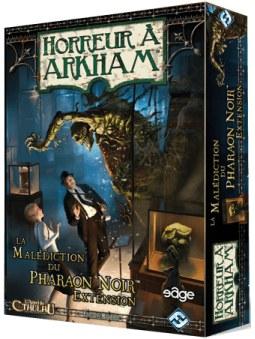 Horreur a Arkham: La Malediction Du Pharaon Noir jeu
