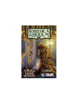 Horreur Arkham: Le Roi En Jaune jeu