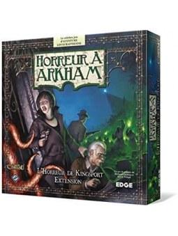Horreur a Arkham: L'horreur De Kingsport jeu
