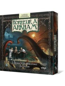 Horreur a Arkham: L'horreur De Miskatonic jeu