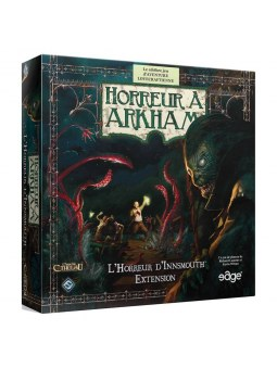 Horreur a Arkham: L'horreur D'innsmouth jeu