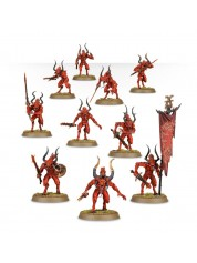 AOS : Démons de Khorne - Bloodletters figurine