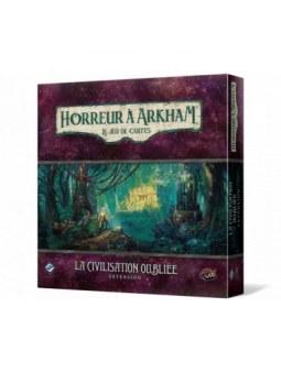Horreur a Arkham le jeu de cartes: La Civilisation Oubliée jeu