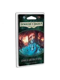 Horreur a Arkham le jeu de cartes: La ou le Destin Attend jeu