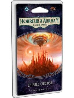 Horreur a Arkham le jeu de cartes: La Pale Carcosa jeu
