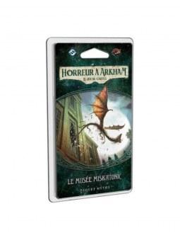 Horreur a Arkham le jeu de cartes: Le Musee Miskatonic jeu