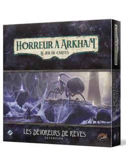 Horreur a Arkham le jeu de cartes: Les Devoreurs De Reves jeu