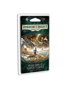 Horreur a Arkham jeu de cartes: Perdu Dans Le Temps Et L'espace jeu