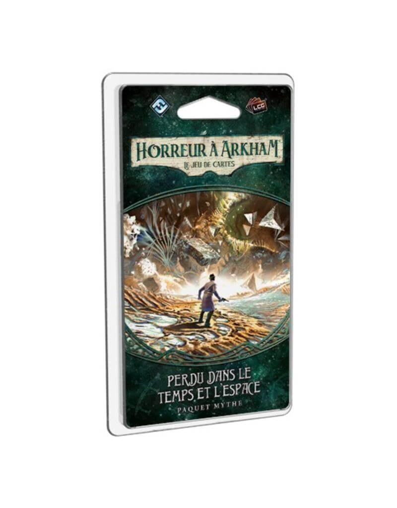 Horreur a Arkham jeu de cartes: Perdu Dans Le Temps Et L'espace