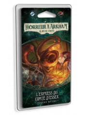Horreur a Arkham le jeu de cartes: L'express Du Comte D'essex jeu