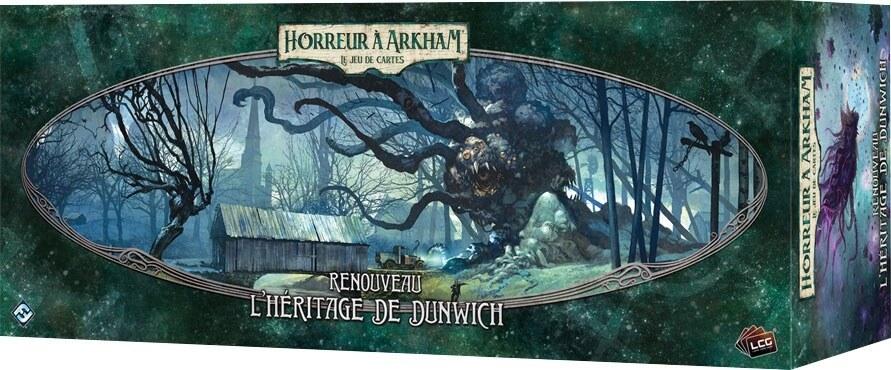 Horreur a Arkham le jeu de cartes: Renouveau Heritage Dunwich