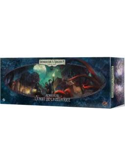 Horreur a Arkham le jeu de cartes: Renouveau La Nuit De La Zelatrice jeu