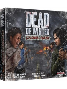 Dead of Winter Extension Colonies en guerre