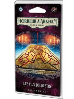 Horreur A Arkham le jeu de cartes: Les Fils Du Destin jeu