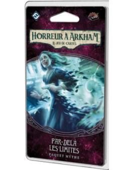 Horreur A Arkham le jeu de cartes: Par-Delà Les Limites jeu