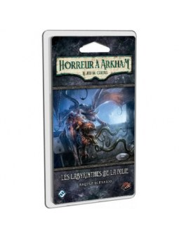 Horreur A Arkham le jeu de cartes: Labyrinthes de la Folie jeu