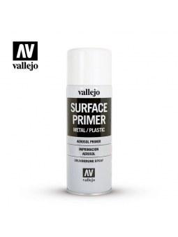 Vallejo: Aerosol White Primer 400ml