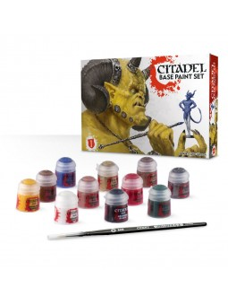 Citadel : Base Paint Set