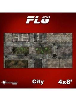FLG Mats City 1 8X4