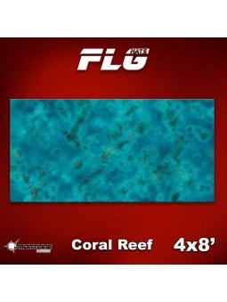FLG Mats Coral Reef 4X8