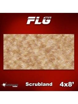 FLG Mats Scrubland 8X4