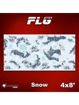 FLG Mats Snow 1 8X4