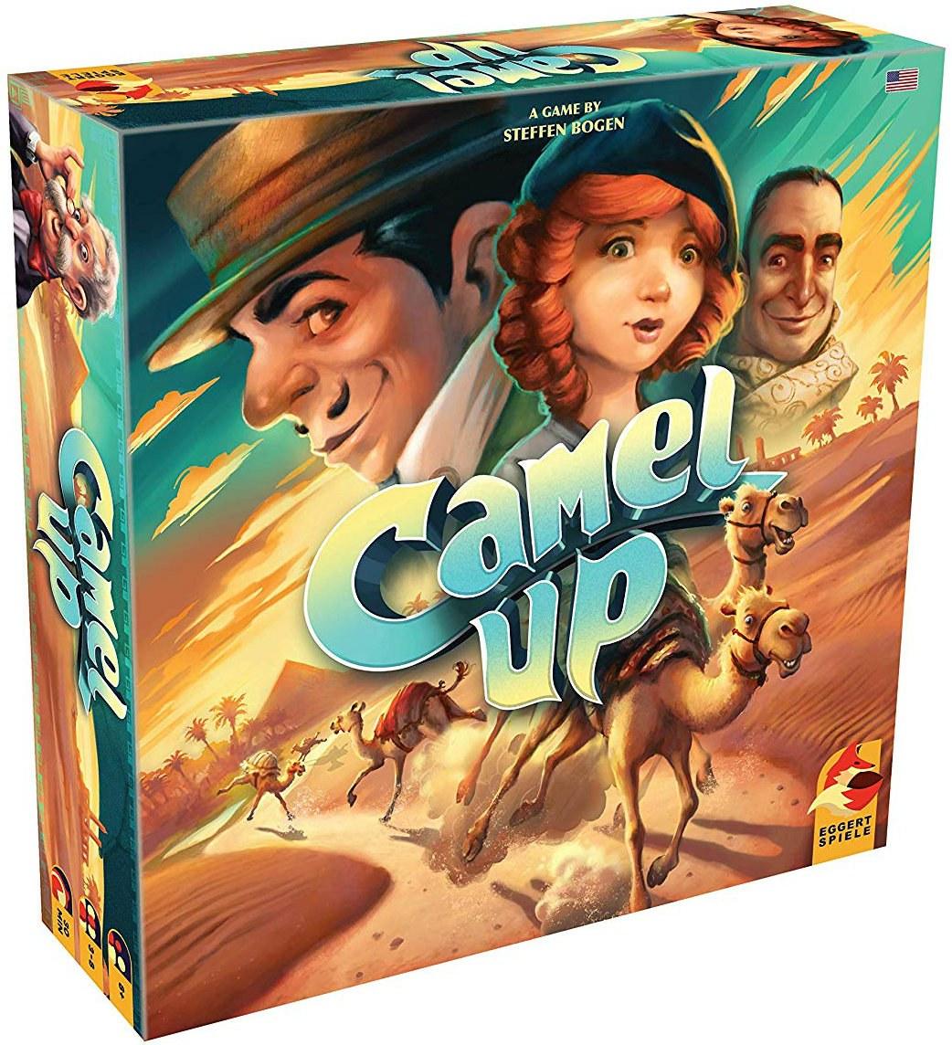 Soirée spéciale Camel up ! 30/11/19