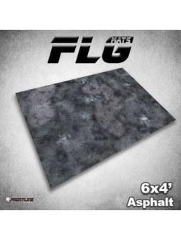 FLG Mats Asphalt 6X4