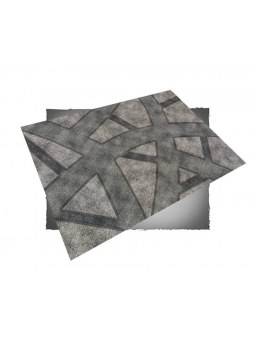 FLG Mats Cobblestone City
